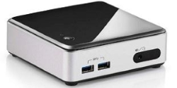 Intel NUC Thin Client